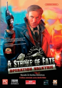 Carátula de A Stroke of Fate: Operation Valkyrie