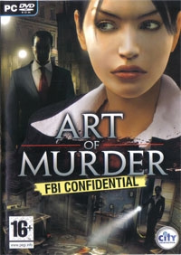Carátula de Art of Murder: FBI Confidential