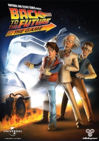 Carátula de Back to the Future: Episode 3 - Citizen Brown