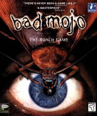 Carátula de Bad Mojo: The Roach Game