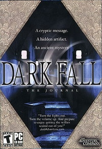 Carátula de Dark Fall: The Journal