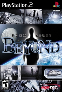 Carátula de Echo Night: Beyond