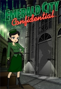Carátula de Emerald City Confidential
