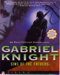 Carátula de Gabriel Knight: Sins of the Fathers