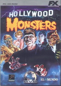 Carátula de Hollywood Monsters