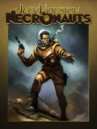 Carátula de Jack Houston and the Necronauts