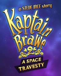 Carátula de Kaptain Brawe 2: A Space Travesty