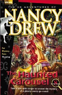 Carátula de Nancy Drew 8: The Haunted Carousel