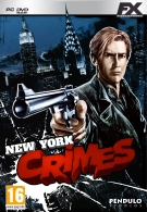 Carátula de New York Crimes