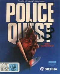 Carátula de Police Quest 3: The Kindred
