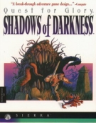 Carátula de Quest for Glory IV: Shadows of Darkness