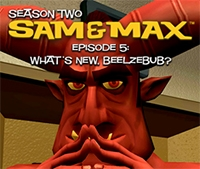 Carátula de Sam and Max Episode 205: What's New, Beelzebub?