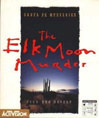 Carátula de Santa Fe Mysteries: The Elk Moon Murder