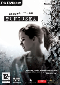 Carátula de Secret Files: Tunguska