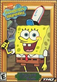 Carátula de SpongeBob SquarePants - Employee of the Month