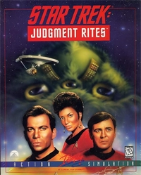 Carátula de Star Trek: Judgment Rites