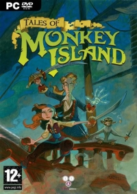Carátula de Tales of Monkey Island: Chapter 2 - The Siege of Spinner Cay