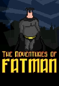 Carátula de The Adventures of Fatman