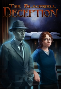 Carátula de The Blackwell Deception