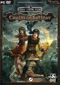 Carátula de The Dark Eye: Chains of Satinav