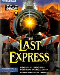 Carátula de The Last Express