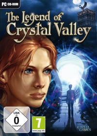 Carátula de The Legend of Crystal Valley