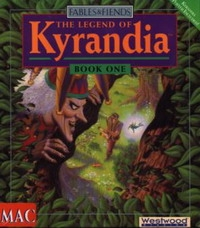 Carátula de The Legend of Kyrandia: Fable and Fiends