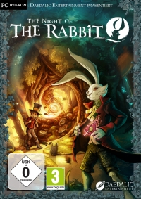 Carátula de The Night of the Rabbit