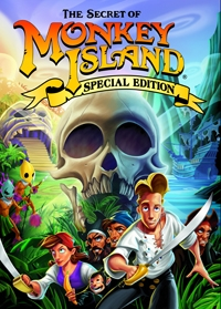 Carátula de The Secret of Monkey Island Special Edition