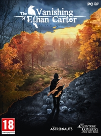 Carátula de The Vanishing of Ethan Carter