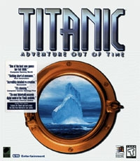 Carátula de Titanic: Adventure Out of Time