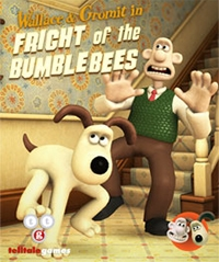 Carátula de Wallace & Gromit's Grand Adventures: Episode 1 - Fright of the Bumblebees