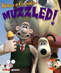 Carátula de Wallace & Gromit's Grand Adventures: Episode 3 - Muzzled!