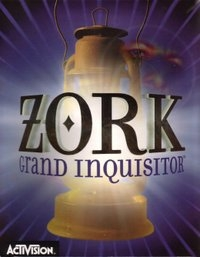 Carátula de Zork: Grand Inquisitor