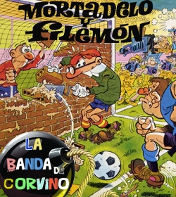 Review de Mortadelo y Filemón: La Banda de Corvino