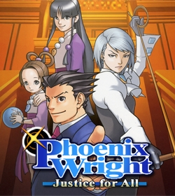 Review de Phoenix Wright Ace Attorney: Justice for All