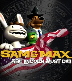 Review de Sam and Max: Season 1 - Episode 4: Abe Lincoln Must Die!