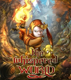 Review de The Whispered World