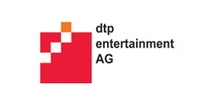 Logo de dtp entertainment