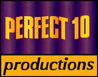 Logo de Perfect 10 Productions