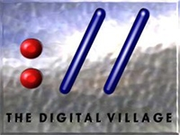 Logo de The Digital Village