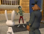 Imagen de Sam and Max Episode 203: Night of the Raving Dead