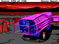 Imagen de Space Quest III : The Pirates of Pestulon